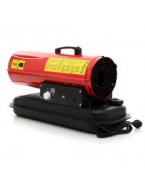 Dīzeļdegvielas sildītājs  ar termostatu 25 KW