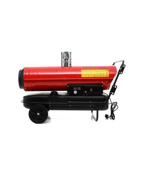 Dīzeļdegvielas sildītājs ar gāzu atvadīšanu  35kW