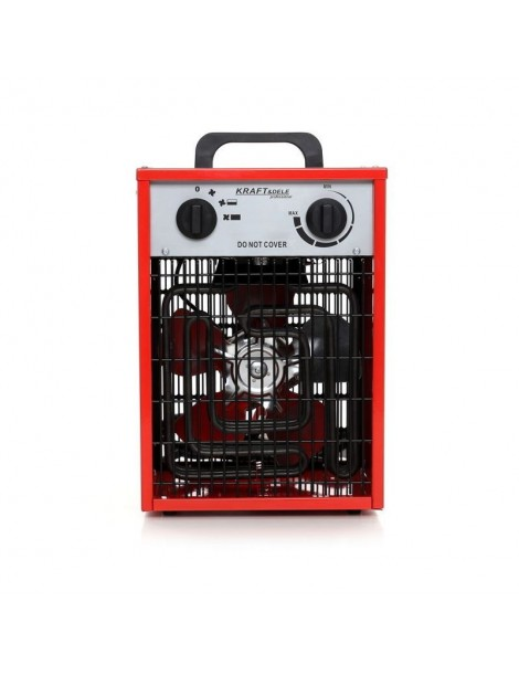 Elektriskais gaisa sildītājs 6 KW, 380V