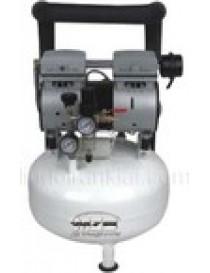 Bez eļļas gaisa kompresors 15 L