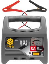 Akumulatoru lādēšanas iekārta 12V/6A/90Ah