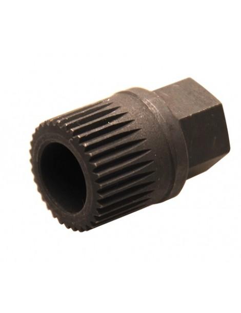 33 zobu montāžas atslēga ar 15mm -6kanti