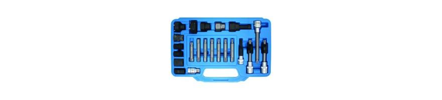 Ģeneratoru montāžas instruments